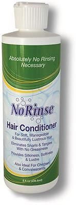 Cleanlife No Rinse Hair Conditioner Personal Hygiene Cleaning Wash Alcohol Free