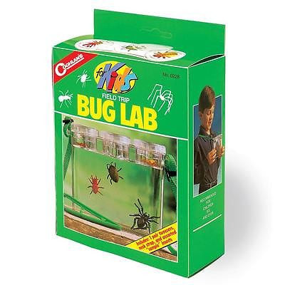 Coghlan's Field Trip Bug Lab for Kids- Learning Viewing Examining Nature Insects