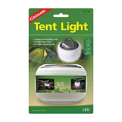 Coghlan's Tent Light System LED 120 Lumens Camping Eating Tactical Coghlan 1540