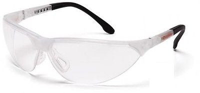Pyramex Rendezvous Clear Lenses Safety Glasses SCC2810S Job Sports Eyewear ANSI