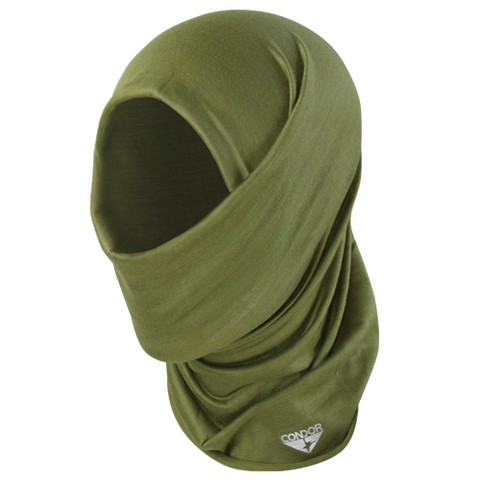 Condor Multi-Wrap Balaclava Face Mask Head Hood Neck Gaiter