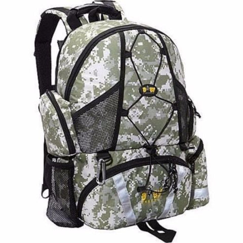Camping & Hiking 45l Backpack Adult Tactical Trekking Mountaineering Travel Bag Rucksack Outdoor Hiking Match Usb Headset Dual Interface Camping Relieving Heat And Thirst.