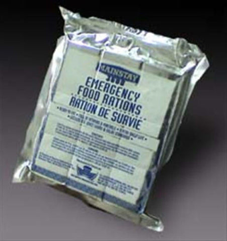 NEW Mainstay 3600 High Calorie Emergency Food Bars-Camping Rations-Survival BOB