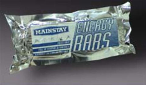 Mainstay 1200 Calorie Emergency Energy Food Bar Ration Camp Travel Hike Survival