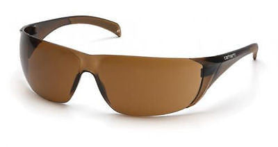Carhartt Billings Outdoor Bronze Safety Glasses Sun Sports UV Protection Lens