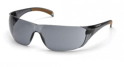 Carhartt Billings Outdoor Safety Glasses Gray Sun Sport Regular or Anti-Fog Lens