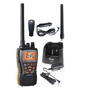 Cobra MR HH500 FLT Bluetooth Place/Receive Phone Calls Radio