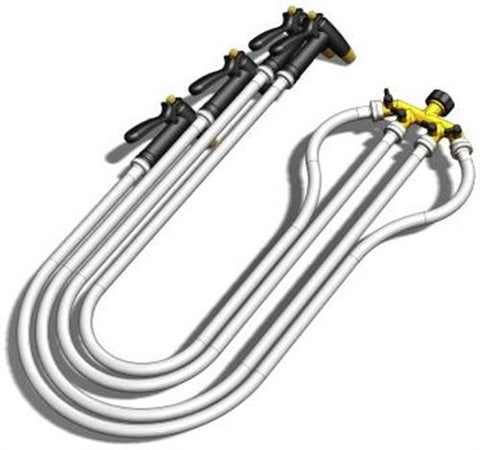 Aquamira DIVVY Distribution Hose Kit (America Compliant)