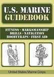 U.S. Marine Military Guidebook Covering Fitness First Aid Code of Conduct USMC 44210
