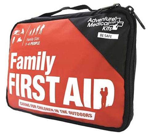 Adventure Medical Kits First Aid Family (0120-0230)