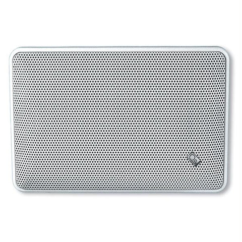 PolyPlanar 3-Way Platinum Panel Marine Speaker - (Pair) White