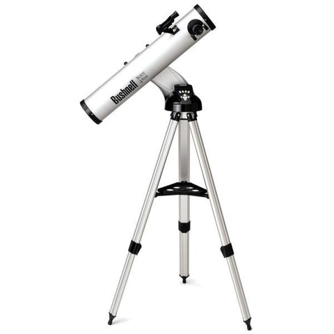 "Bushnell Northstar 4.5"" Talking Reflector Telescope"