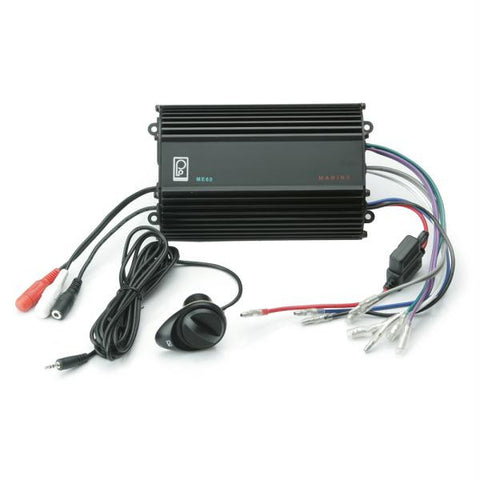 PolyPlanar 4CH, 120W, Audio Amplifier w-Volume Control