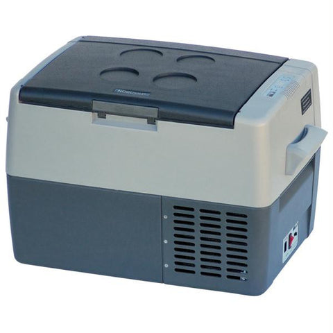Norcold Portable Refrigerator-Freezer - 42 Can Capacity - 12VDC