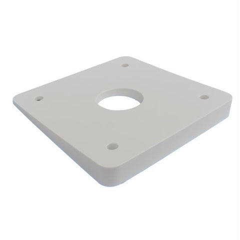 Seaview 6° Wedge f-7 x 7 Radar Mount Base Plate