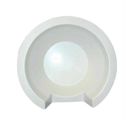 "PolyPlanar 11"" Speaker Back Cover - White"