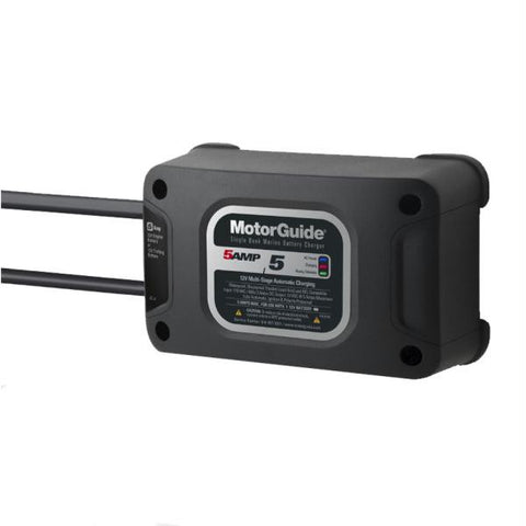 MotorGuide 105 Single Bank 5A Battery Charger