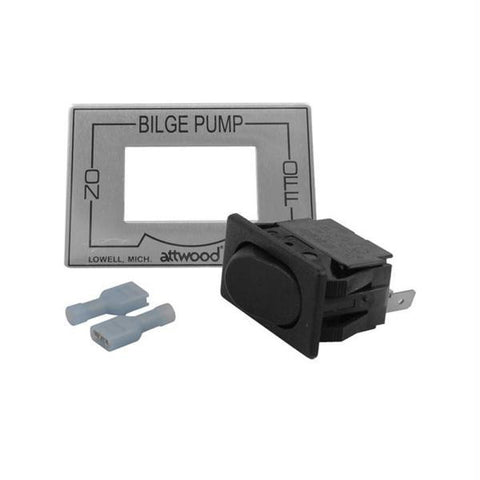 Attwood 2-Way On-Off Bilge Pump Switch