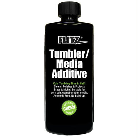 Flitz Tumbler-Media Additive - 16 oz. Bottle