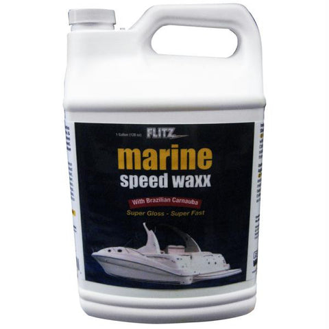 Flitz Marine Speed Waxx® Super Gloss Spray REFILL No Nozzle - 1 Gallon (128oz)