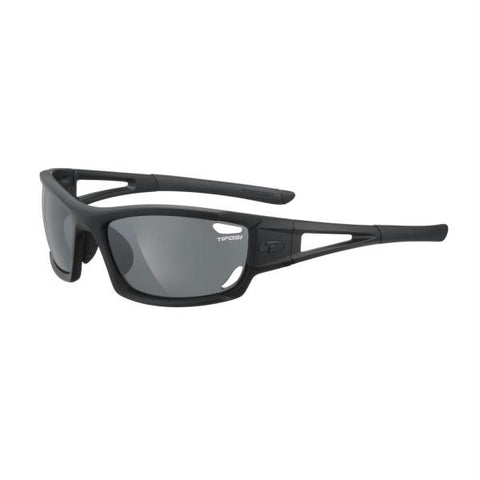 Tifosi Dolomite 2.0 Interchangeable Lens Sunglasses - Matte Black