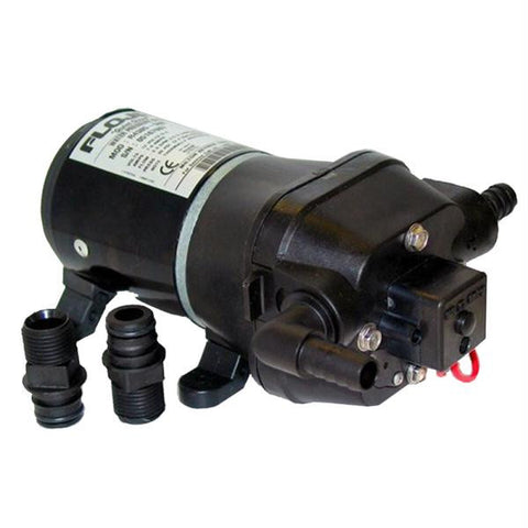 FloJet Quiet Quad Water System Pump - 12VDC