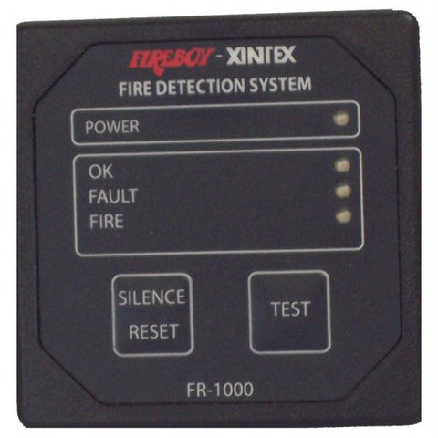 Xintex 1 Zone Fire Detection & Alarm Panel