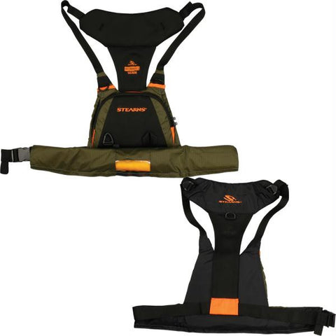Stearns 4430 16g Manual Inflatable PFD - Hunt-Fish Spec.
