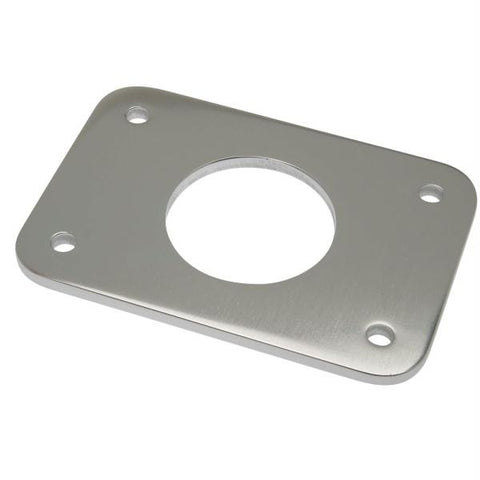 "Rupp Top Gun Backing Plate w-2.4"" Hole - Sold Individually, 2 Required"