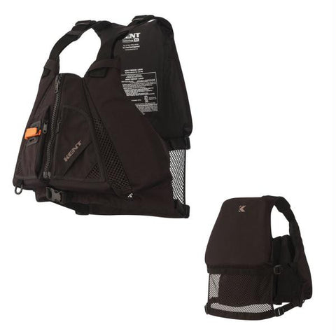Kent Law Enforcement Life Vest - XLarge-2XLarge - Black