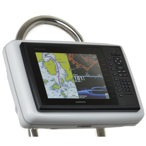 "NavPod GP1201 SailPod Pre-Cut f-Garmin 1020-1020xs-1040xs f-9.5"" Wide Guard"