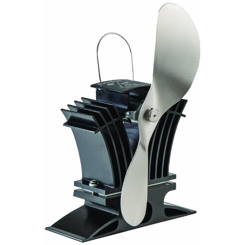 Caframo Ecofan BelAir 806CA Heat Powered Stove Fan - Nickel Blade