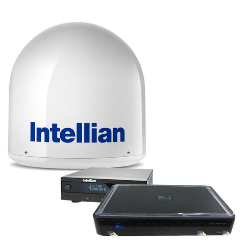 Intellian i2 US System w-H24 DIRECTV Receiver