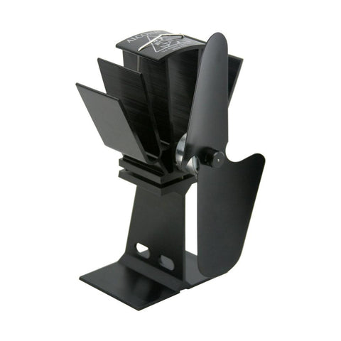 Caframo Ecofan Original Heat Powered Stove Fan - Black Blade