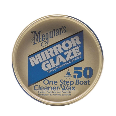 Meguiar's Boat-RV Cleaner Wax - Paste