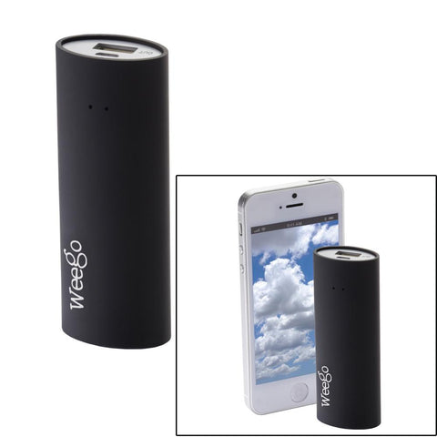 Weego Rechargeable Battery Pack Compact - 2600mAh