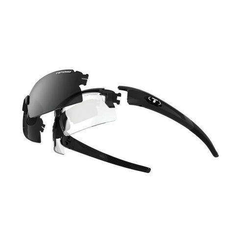 Tifosi Escalate H.S. Sunglasses - Matte Black