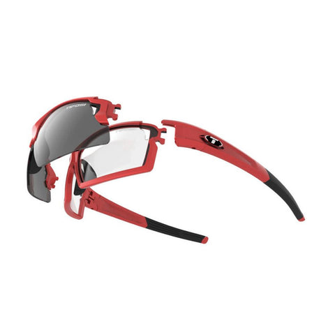 Tifosi Escalate F.H. Sunglasses - Metallic Red