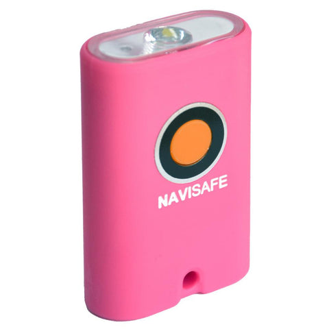 Navisafe Nav Light Mini - Hands Free - Pink