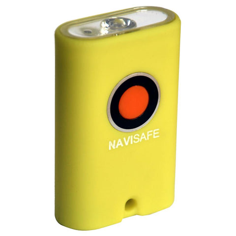 Navisafe Nav Light Mini - Hands Free - Yellow