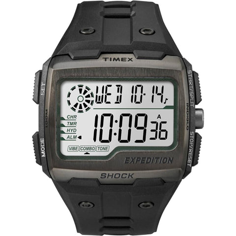 Timex Expedition Grid Shock - Black