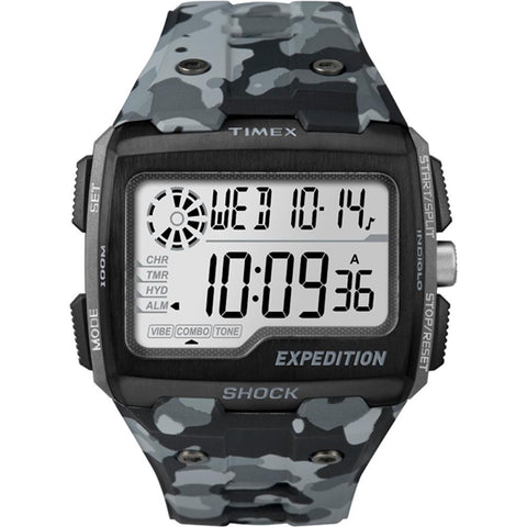 Timex Expedition Grid Shock - Camo Gray