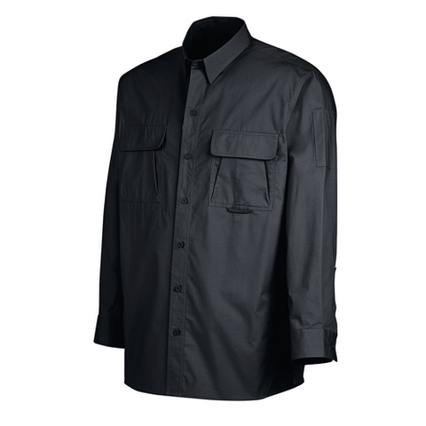 Tactical Long Sleeve Vented Ripstop Shirt