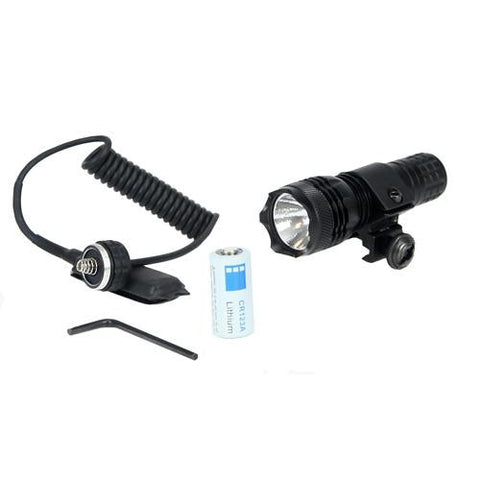 80 Lumen Xenon Bulb Flashlight