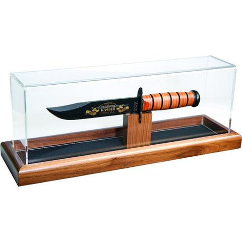 "Dome Present Case, Display Up To 13"" Knife"