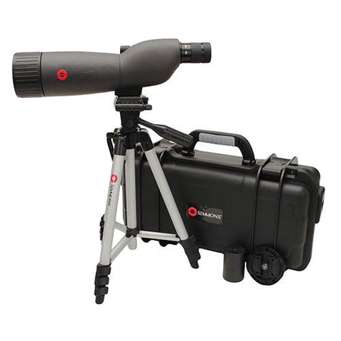 20-60x60mm Spotting Scope Dark Gray, Hard Case,Tripod Boxed