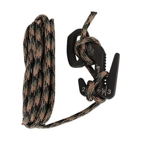 Figure 9 Large Black Single Pack w-Camo Rope