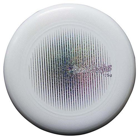 FlashFlight Disc - Ultimate Disc White-Holographic Foil Stamp