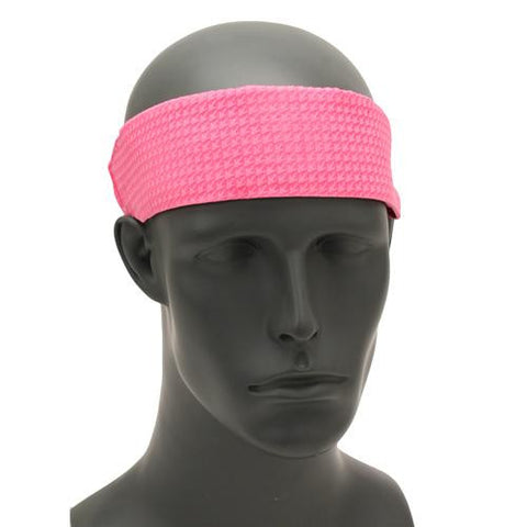 Chilly Band Headband - Hot Pink