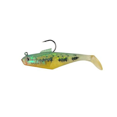 "PowerBait Swim Shad, 3"" - Silver Shad"